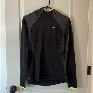 Nike Thermal Dri-Fit Running Hoodie - Medium